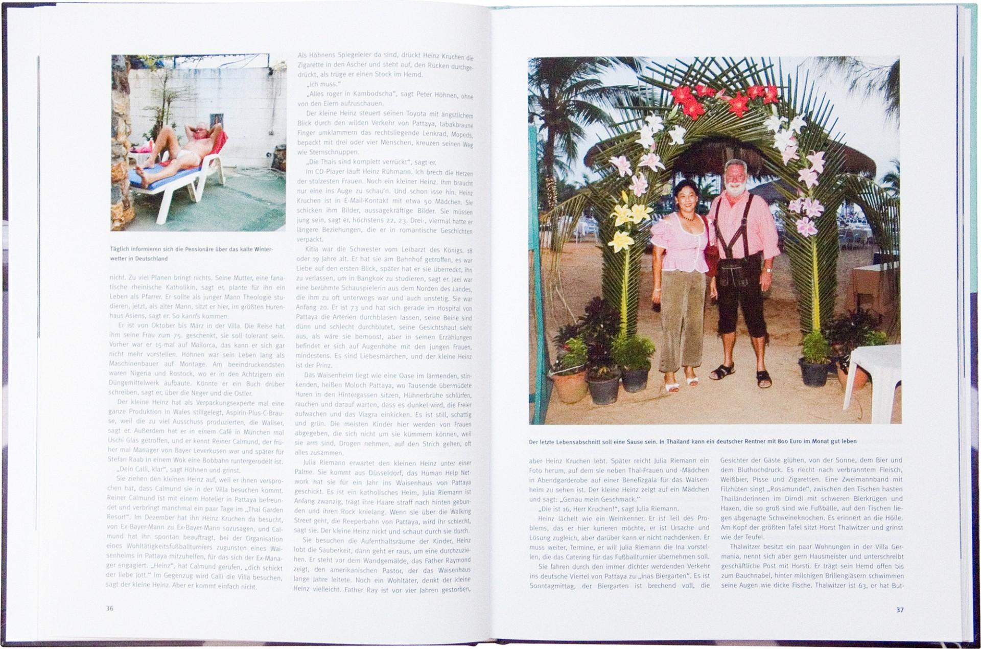 """""""Villa Germania"""" / Hansel Mieth Prize Book"""