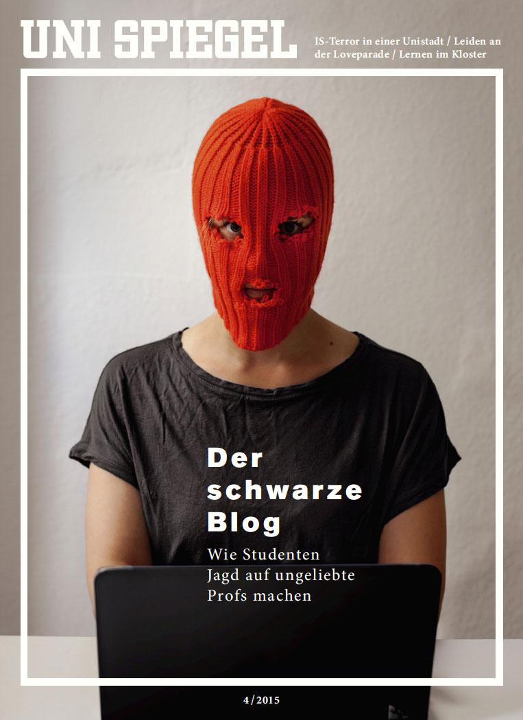 """UniSpiegel / """"Der schwarze Blog"""""""