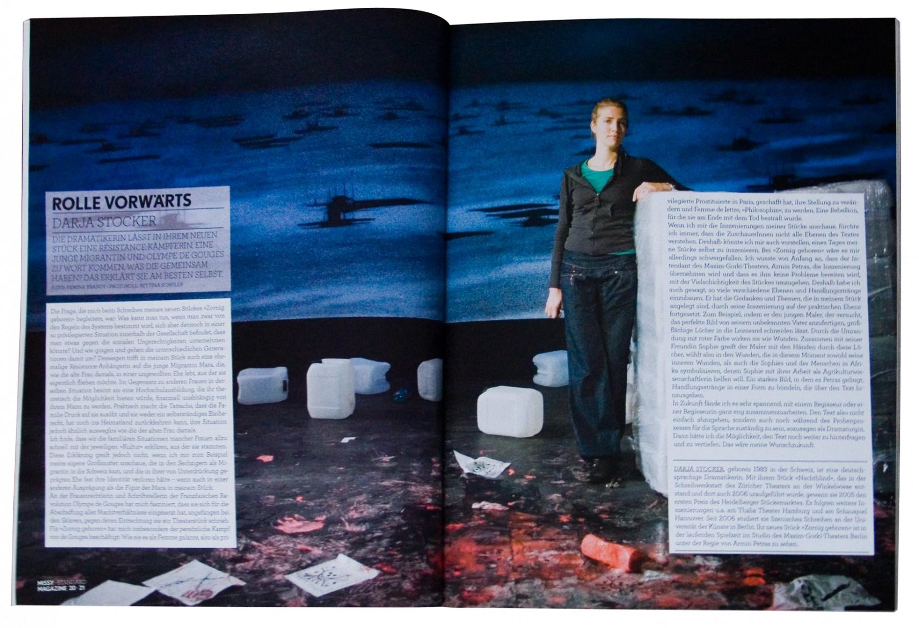 Missy Magazine / Darja Stocker