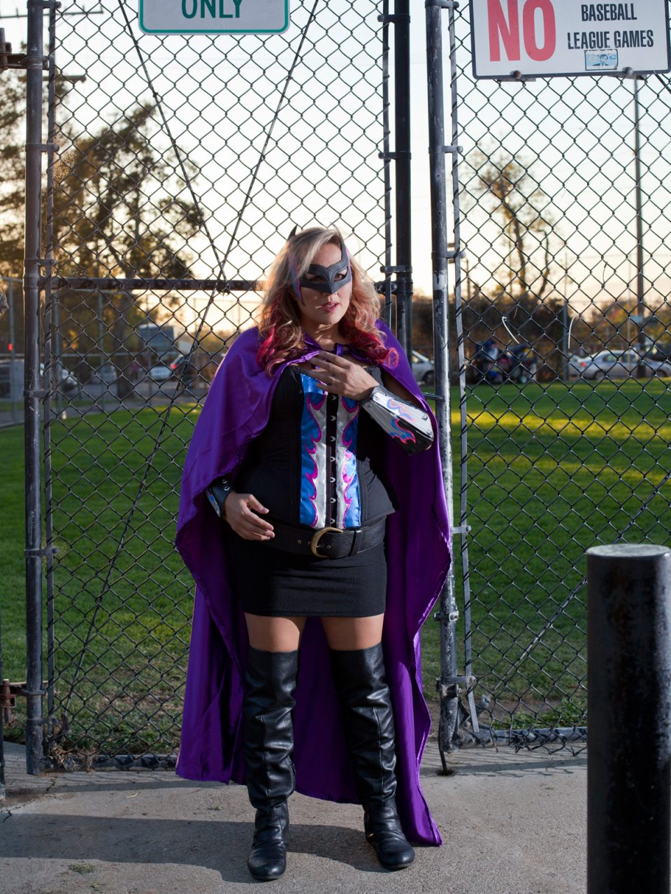 "Rock'N'Roll is the founder of the all-women ""Superheroine  Initiative"" and the ""California Initiative"" based in San Francisco."