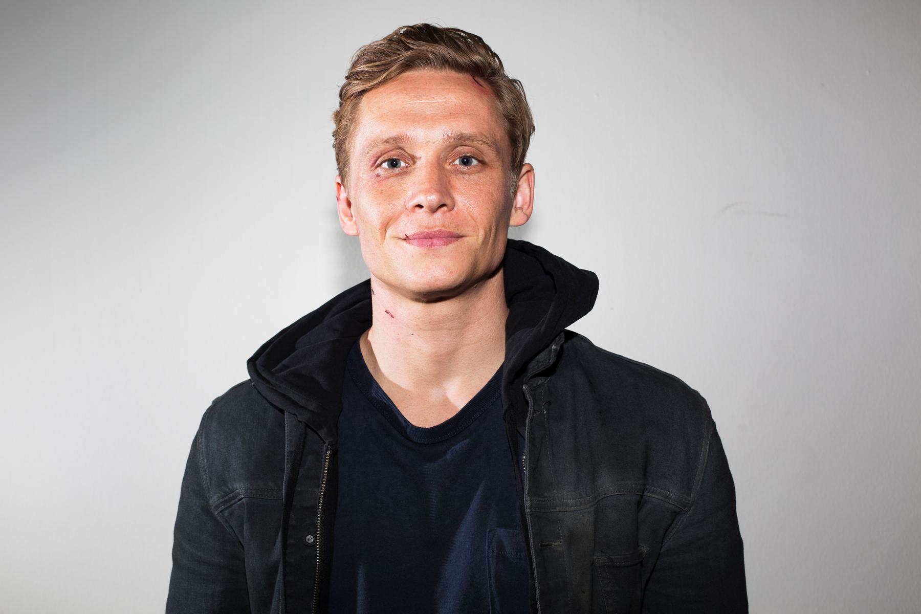 Matthias Schweighöfer für das Handelsblatt Magazin