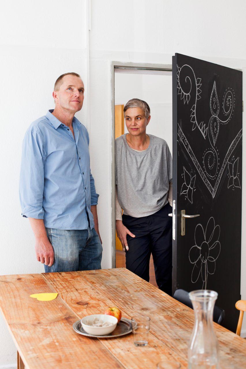 Sven Lager und Elke Naters für 'der Freitag'