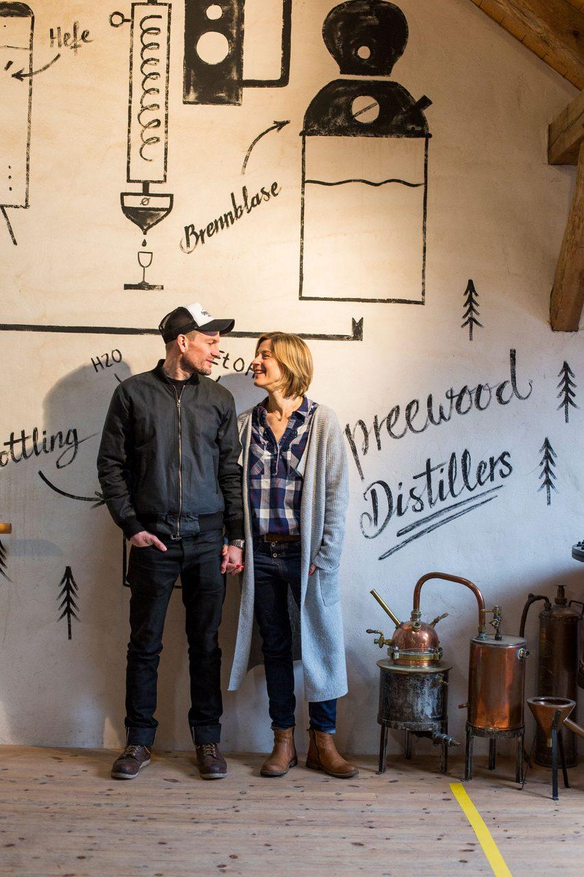 Spreewood Distillery for Impulse